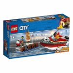 60213 LEGO® CITY Dock Side Fire