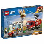 60214 LEGO® CITY Burger Bar Fire Rescue
