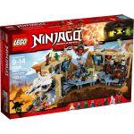 70596 LEGO® NINJAGO® Samurai X Cave Chaos
