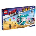 70830 LEGO® THE LEGO® MOVIE 2™ Sweet Mayhem's Systar Starship!