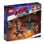 70836 LEGO® THE LEGO® MOVIE 2™ Battle-Ready Batman™ and MetalBeard