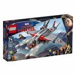 76127 LEGO® Super Heroes Captain Marvel and The Skrull Attack
