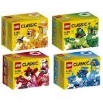 LEGO® CLASSIC BUNDLE PACK 10706 10707 10708 10709