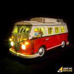 LIGHT MY BRICKS Kit for 10220 VW T1 Campervan