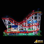 LIGHT MY BRICKS Kit for 10261 Roller Coaster