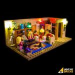 LIGHT MY BRICKS Kit for 21302 Big Bang Theory