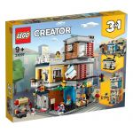 31097  LEGO® CREATOR Townhouse Pet Shop & Café