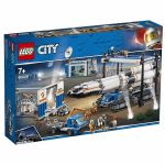 60229 LEGO® CITY Rocket Assembly & Transport