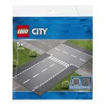 60236 LEGO® CITY Straight and T-junction