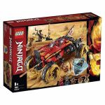 70675 LEGO® NINJAGO Katana 4x4