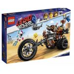 70834 LEGO® LEGO® MOVIE 2™ MetalBeard's Heavy Metal Motor Trike