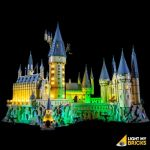 LIGHT MY BRICKS Kit for 71043 LEGO® Hogwarts™ Castle