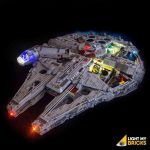 LIGHT MY BRICKS Kit for 75192 Millennium Falcon™
