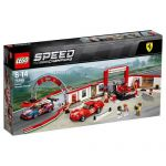 75889 LEGO® SPEED CHAMPIONS Ferrari Ultimate Garage