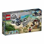 75934 LEGO® JURASSIC WORLD Dilophosaurus on the Loose