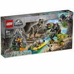 75938 LEGO® JURASSIC WORLD T. rex vs Dino-Mech Battle