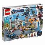 76131 LEGO® Super Heroes Avengers Compound Battle