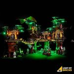 LIGHT MY BRICKS Kit for 10236 Ewok™ Village