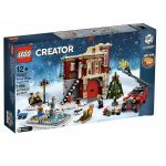 10263 LEGO® CREATOR Winter Village Fire Station