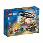60248 LEGO CITY Fire Helicopter Response