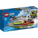 60254 LEGO CITY Race Boat Transporter