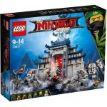 70617 LEGO® NINJAGO Temple of The Ultimate Ultimate Weapon