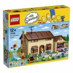 71006 LEGO® The Simpsons™ House