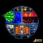 LIGHT MY BRICKS Kit for 75159 LEGO® Death Star™