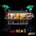 LIGHT MY BRICKS Kit for 75810 LEGO® STRANGER THINGS The Upside Down