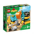 10931 LEGO® DUPLO® Truck & Tracked Excavator