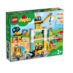 10933 LEGO® DUPLO® Tower Crane & Construction