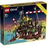 21322 LEGO® IDEAS Pirates of Barracuda Bay