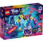 41250 LEGO® TROLLS WORLD TOUR Techno Reef Dance Party