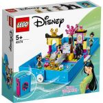 43174 LEGO® DISNEY™ PRINCESS Mulan's Storybook Adventures