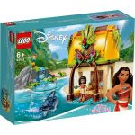 43183 LEGO® DISNEY™ PRINCESS Moana's Island Home