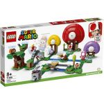 71368 LEGO® Super Mario™ Toad's Treasure Hunt Expansion Set