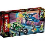 71709 LEGO® NINJAGO Jay and Lloyd's Velocity Racers