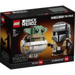 75317 LEGO® BrickHeadz™ STAR WARS® The Mandalorian™ & the Child