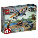 75942 LEGO® JURASSIC WORLD Velociraptor: Biplane Rescue Mission