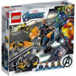 76143 LEGO® SUPER HEROES Avengers Truck Take-down