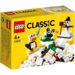 11012 LEGO® CLASSIC Creative White Bricks