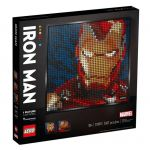 31199 LEGO® ART Marvel Studios Iron Man