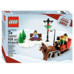 3300014 LEGO® Limited Edition 2012 Holiday Set (for Christmas)