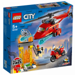 60281 LEGO® CITY Fire Rescue Helicopter