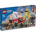 60282 LEGO® CITY Fire Command Unit