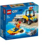 60286 LEGO® CITY Beach Rescue ATV