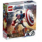 76168 LEGO® SUPER HEROES Captain America Mech Armour