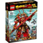 80012 LEGO® MONKIE KID Monkey King Warrior Mech