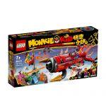 80019 LEGO® MONKIE KID Red Son's Inferno Jet