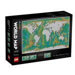 31203 LEGO® ART World Map